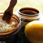 DIY: Body scrub