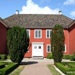 The Manor House in Larvik