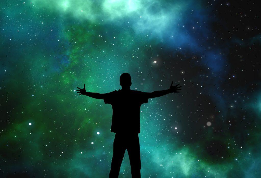 who am i universe
