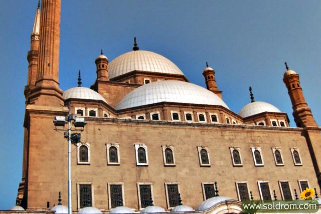 Still the Citadel in Cairo