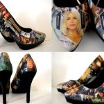 DIY: Decoupage shoes