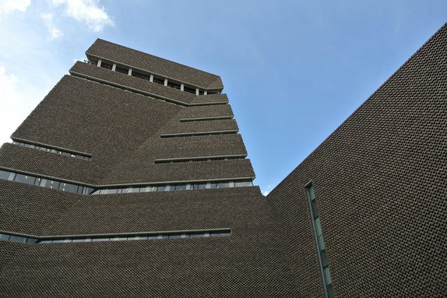 Tate Modern –The national gallery of international modern art