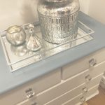 From pinewood to a beautiful, elegant dresser