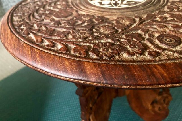 Restore Furniture with Polish made by Oil & Vinegar