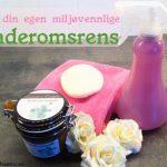 DIY: Bathroom cleanser