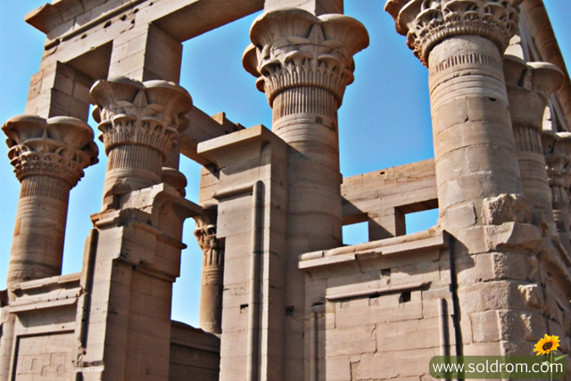 ancient egypt temple