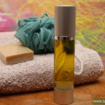 Body oil -Perfect oil with Almonds and Olives
