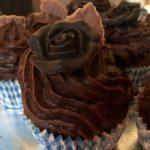 Sjokolade Cupcake