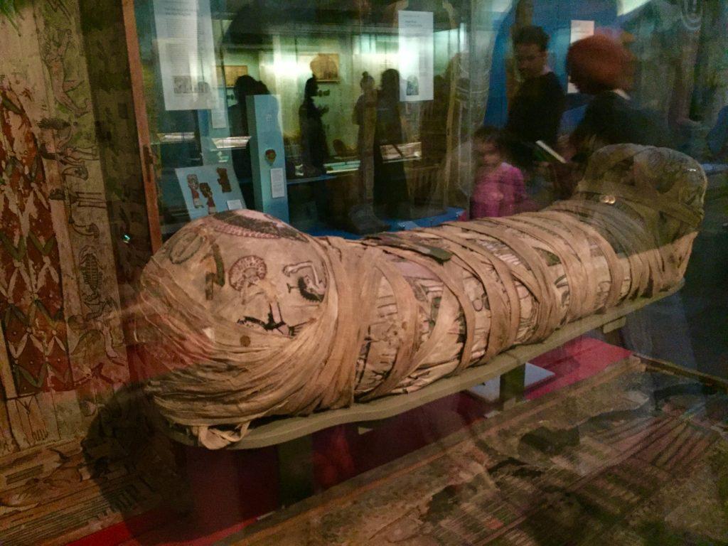 cleopatra mummy