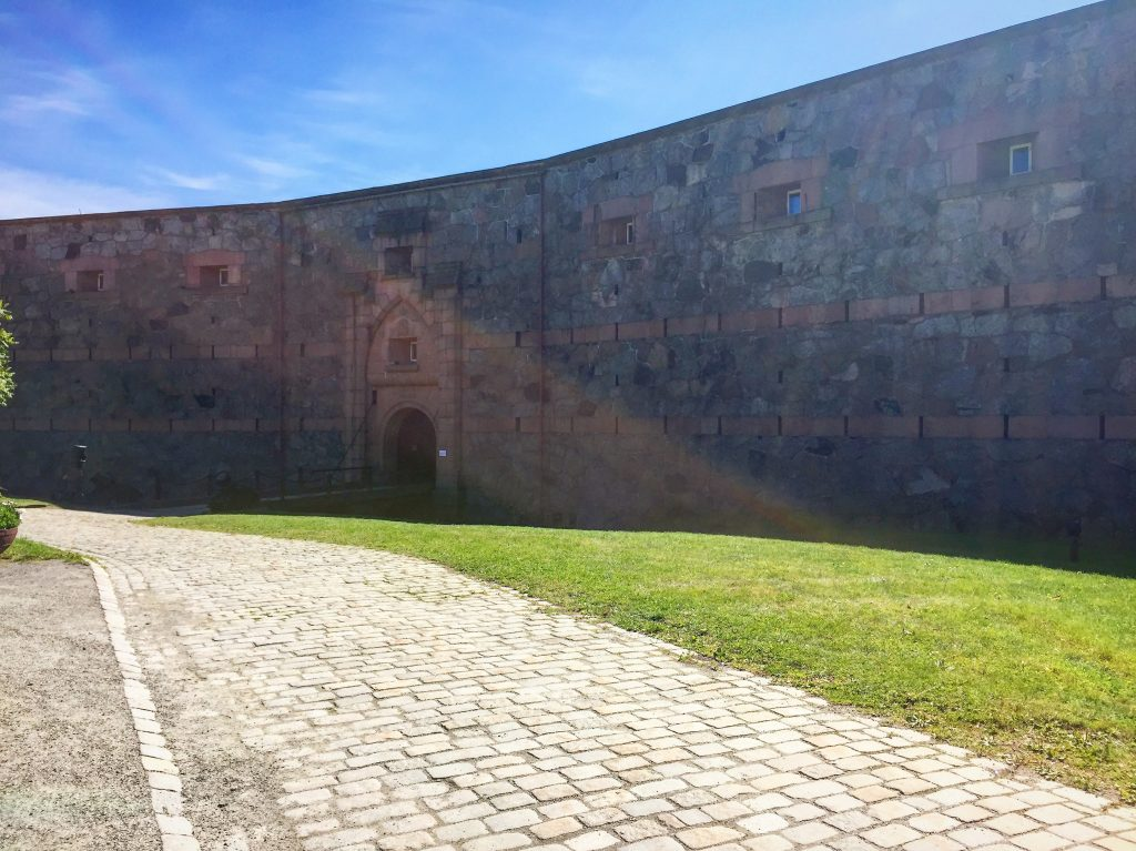 oscarsborg fortress