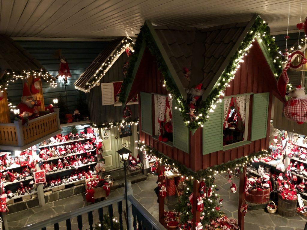 julehuset i drøbak
