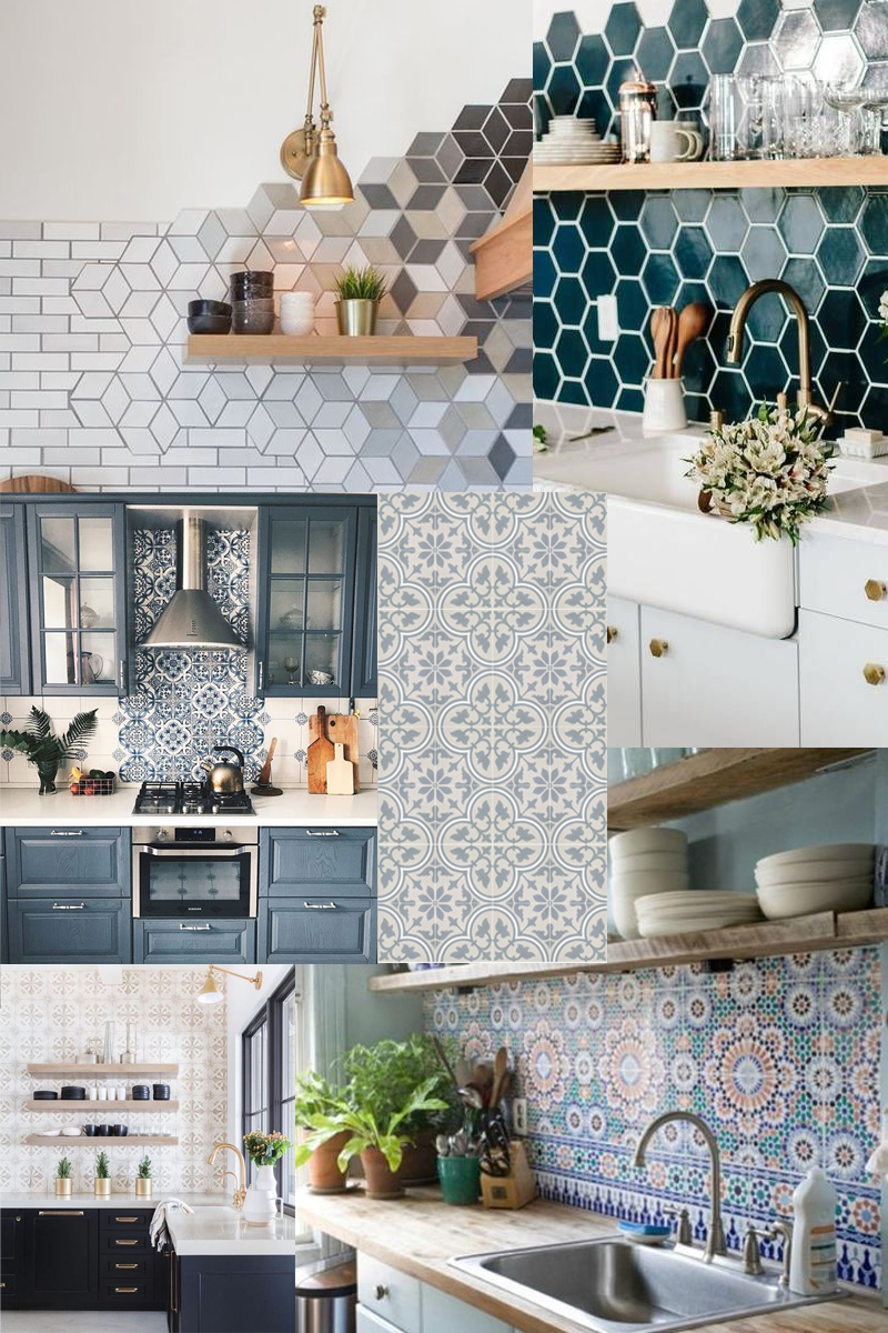 Ideas for Kitchen tiles
