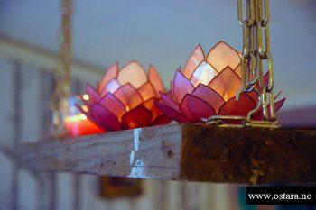 En Planke som Lampe -utrolig dekorativt og unikt