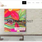 Ny portfolio og kunstside